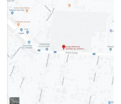 SCOALA MILITARA DESUBOFITERI DE JANDARMI